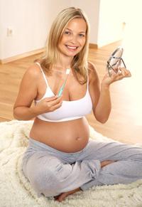 лечение зубов под беременности